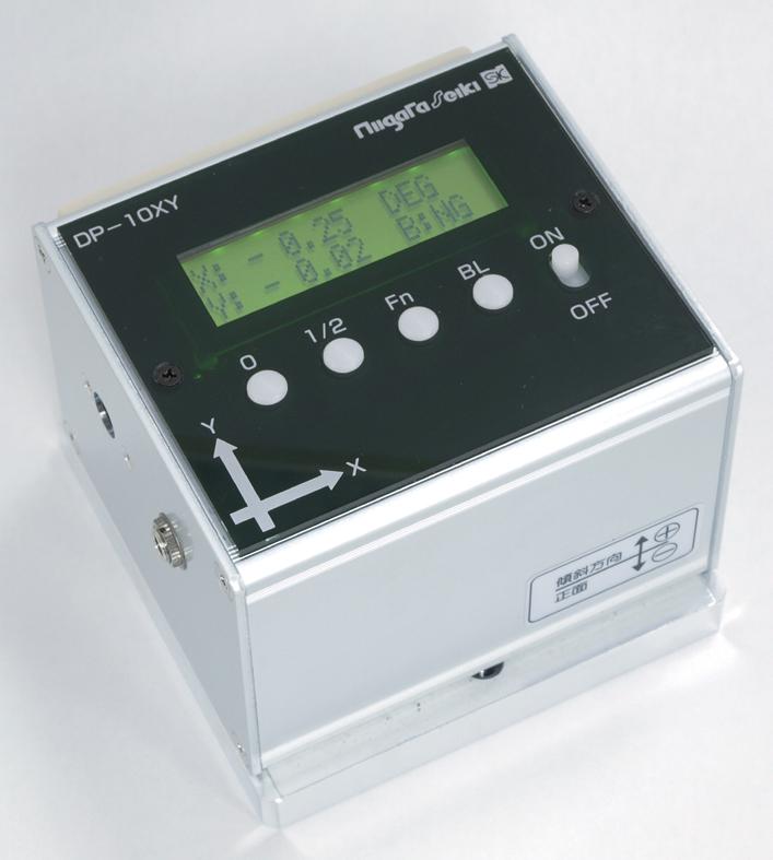 デジタル角度計レベルニックDP-10XY