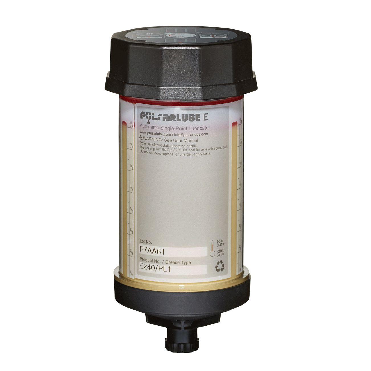 シングルポイント式自動給油器パルサールブE240型