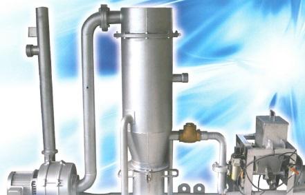 オイルミストコレクター 環境機器 「油煙除去システム」