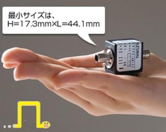 装置用超小型ポンプ『ルーパーポンプ』(小型定量ケミカルポンプ)