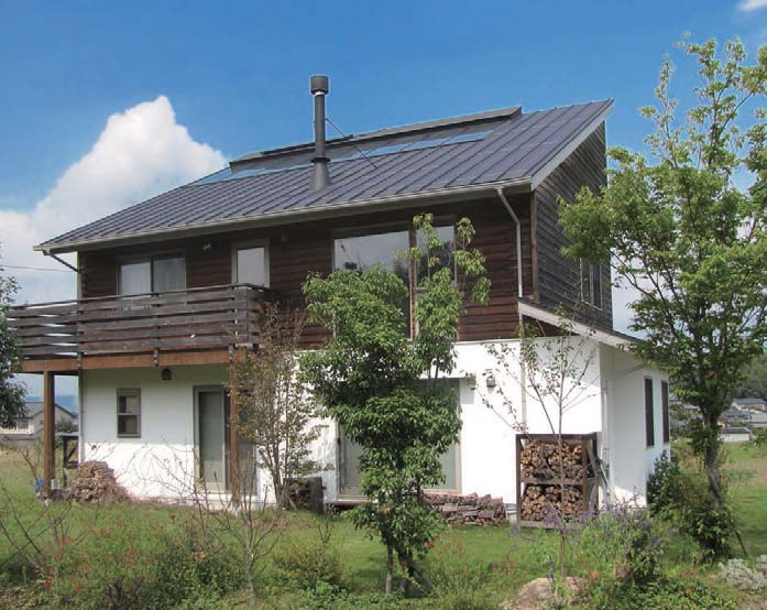 屋根材一体型太陽電池 「PVSHスマートルーフ」