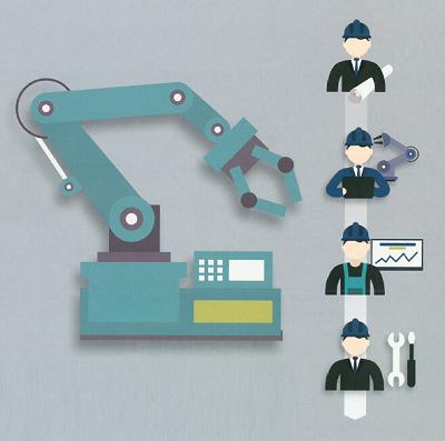 産業用ロボット導入事例集 進呈中!『あらゆる課題をICTで解決』