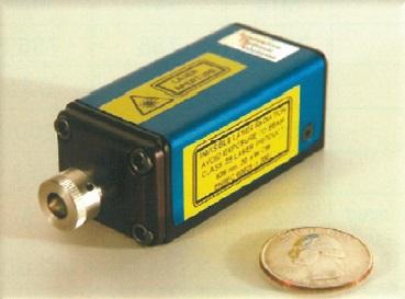超小型単一周波数半導体レーザー 「I.P.S」