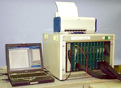 ICソケット接続試験器