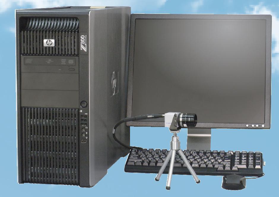 高速度カメラ長時間記録装置 FCR-46