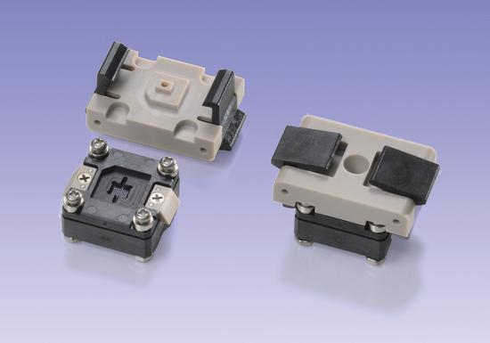 省資源ICソケット「小型 003Gシリーズ」