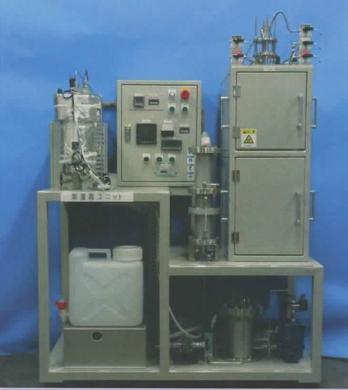 燃料電池評価装置 加湿器(バブラー)ユニット
