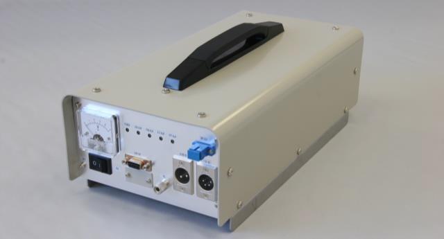 信号光伝送装置 「6GHz 帯 RF 信号光伝送装置」
