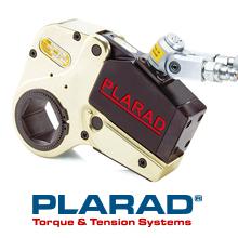 油圧トルクレンチ VS型106機種 - PLARAD