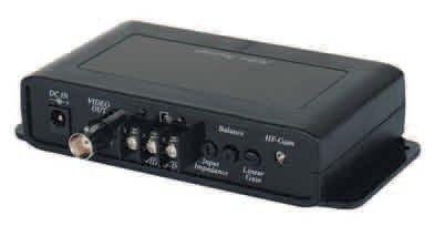 高性能映像伝送レシーバー TTA111VH
