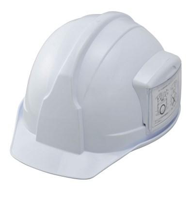 産業用ヘルメットIDカードホルダー『PC-100L(CD)』