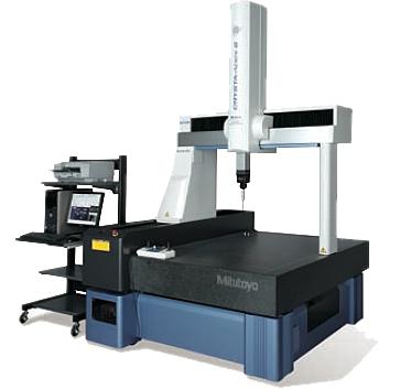 『CNC三次元測定器』
