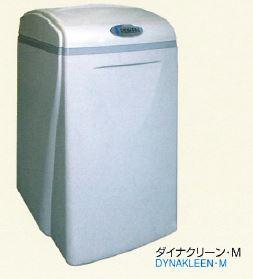 高周波電気分解による新しい水処理装置 ダイナクリーン・シリーズ