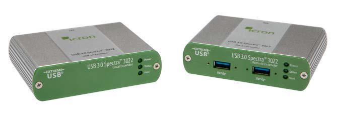 USB3.0エクステンダー Spectra 3022