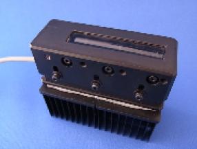 紫外線LEDライン照射器フラットパワーシリーズ UVL-330
