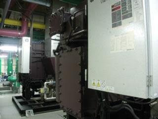 導入事例 ポンプ6 [公共施設] 冷温水ポンプのインバータ化