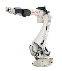 不二越 ケーブル内蔵 高速スポット溶接ロボット『SRA100H』