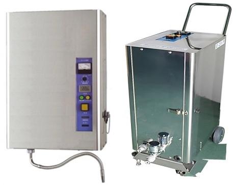 直接電解式オゾン水製造装置【瞬時に高濃度のオゾン水が得られる!】