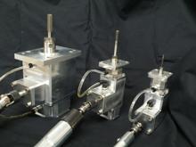 サーボタップ:プレス金型内タップユニット/高速タッピングマシン