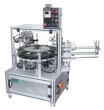 製品の手投入方式半自動カートナー『KDM-300シリーズ』
