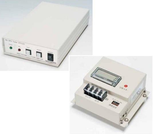 耐雷関連製品 「モリブデンSPDテスター、雷サージカウンター」