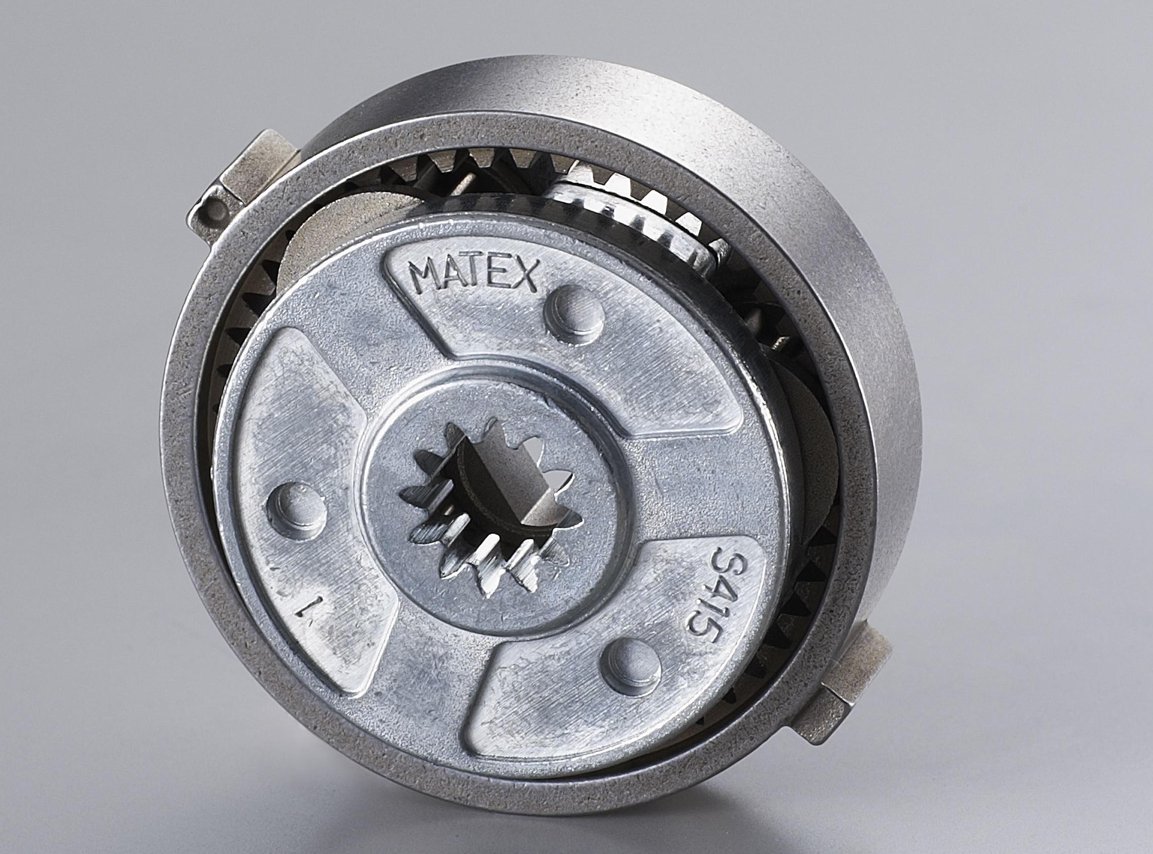 マテックス遊星歯車減速機 【LGU35-S】