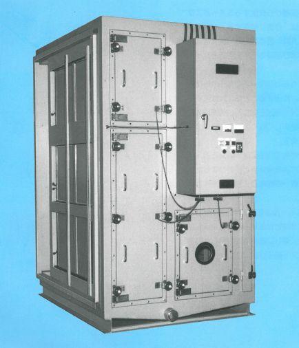 TAC 静電式オイルミスト除去装置「ミストール」