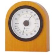 天然木 温湿度計シリーズ