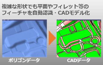 リバースエンジニアリングなら「CADdoctor」