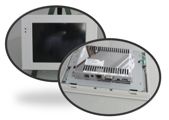 タッチパネルコンピュータ(8.4型SVGA 成形べゼル型)