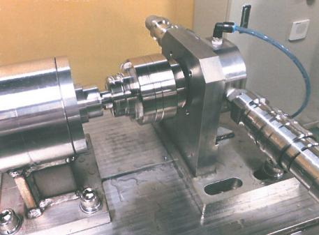 水圧制御システム アクアドライブシステム(ADS)