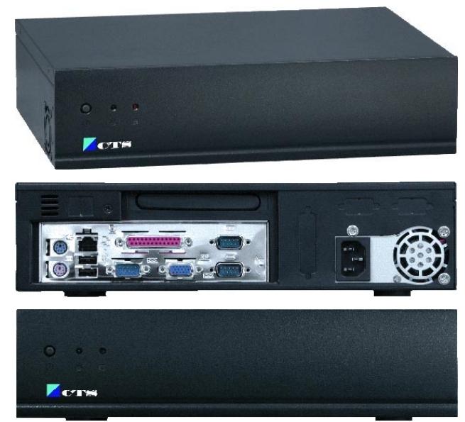 産業用PC  産業用ベアボーンコンピュータ CTA-U700