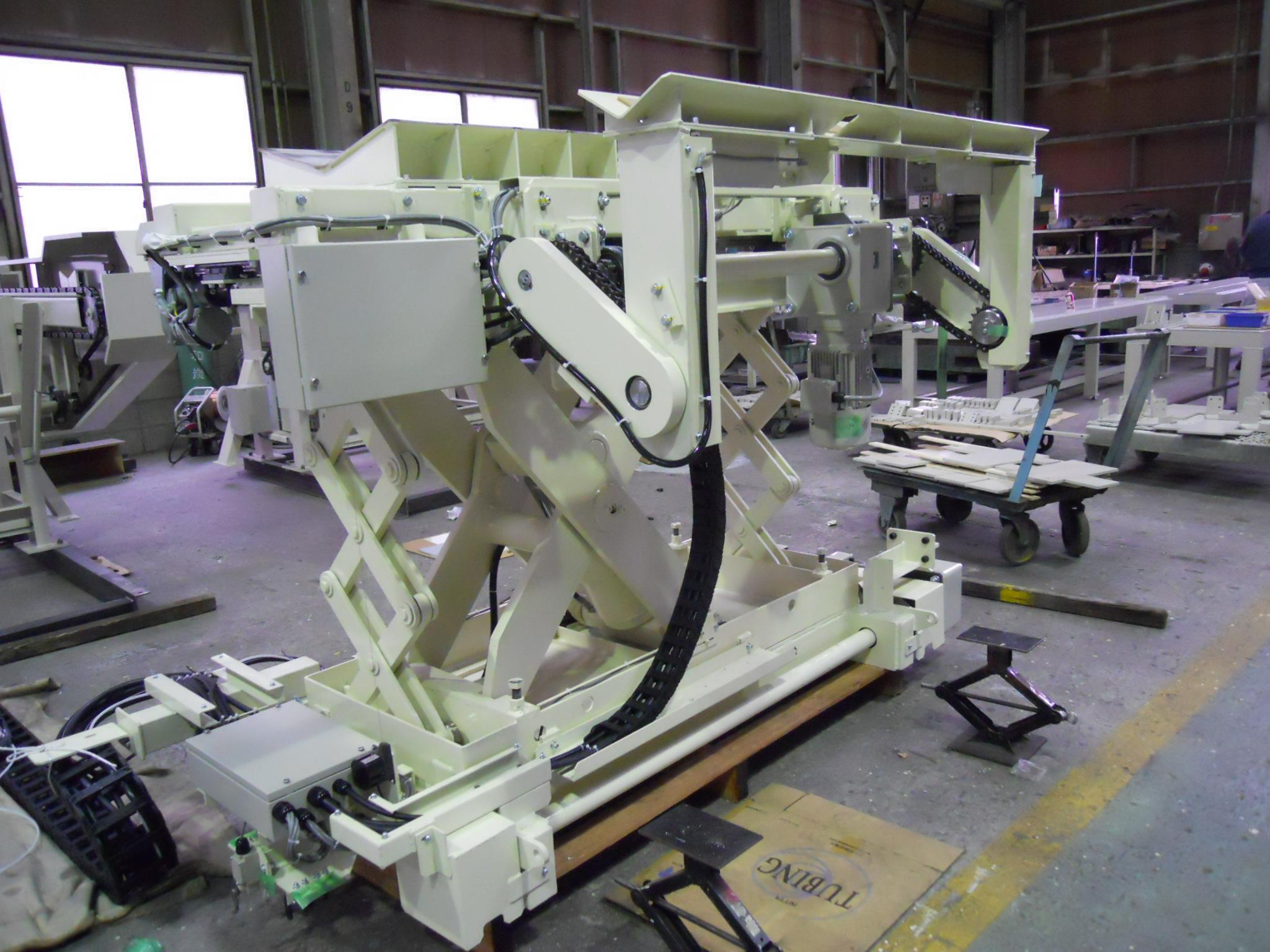 株式会社共和工業所移載装置・台車類製品