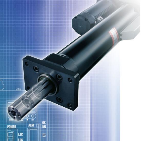 電動圧入ACサーボプレス機/ サーボプレス