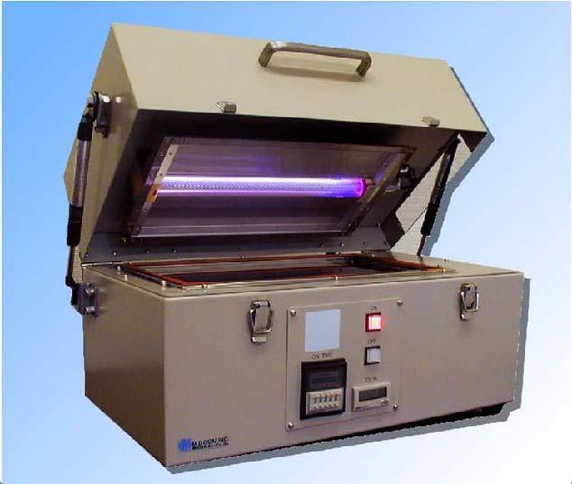 実験用エキシマUV照射装置
