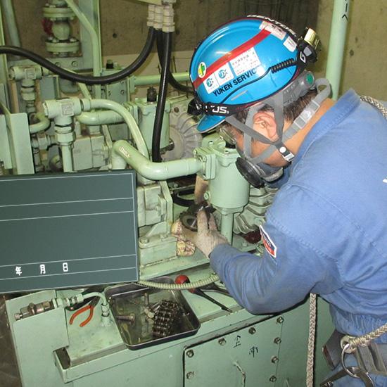 油圧機器・装置のあらゆるエンジニアリングサービスにお応えします