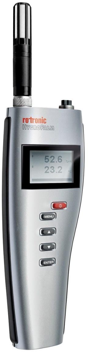 ハンディタイプ温湿度計『ハイグロパーム HP23-A』