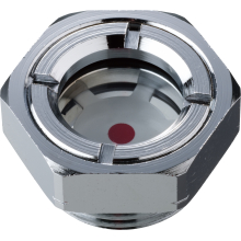 金属製ネジ付オイルゲージ KIM-AR/-ARS/(株)協和