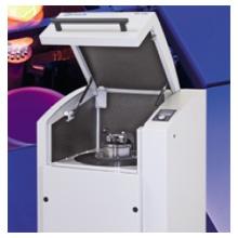 蛍光X線分析用の試料調製の粉砕事例