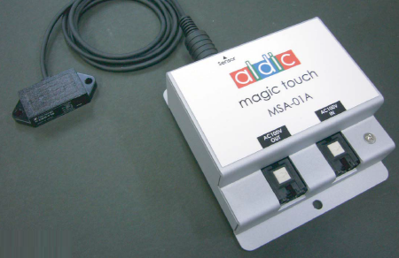 LED照明用調光器aldicシリーズ タッチスイッチユニット