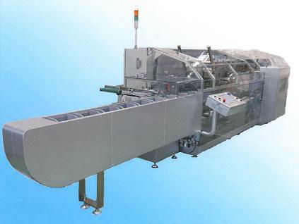 横型間欠カートニングマシン MKY-10M型