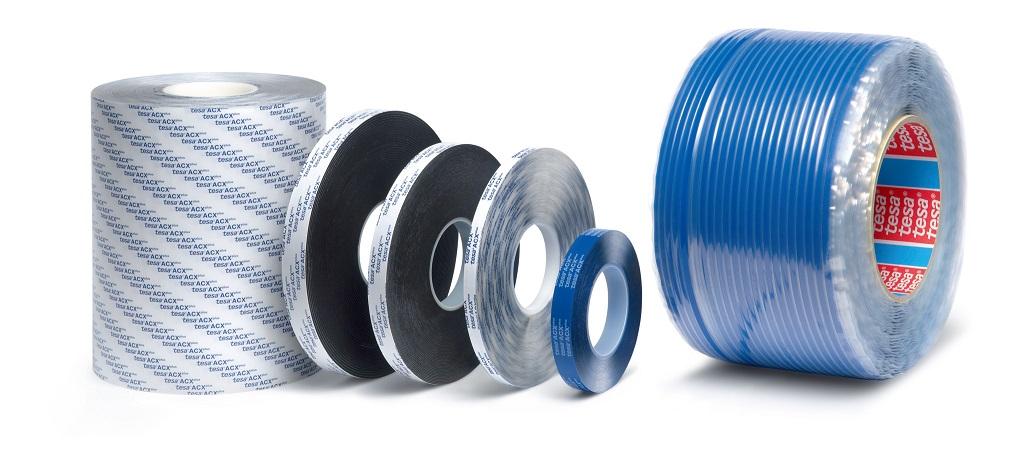 テサ ACXplus705X 超高透明・強力両面粘着テープ