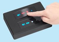 静電容量方式タッチスイッチ 「CapLux Touch(TM)」
