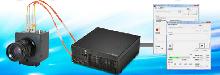 スロー再生可能なハイスピードカメラシステム VCC-1OP1M