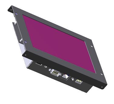 タッチパネルコンピュータ(7型WVGA組込タイプ)