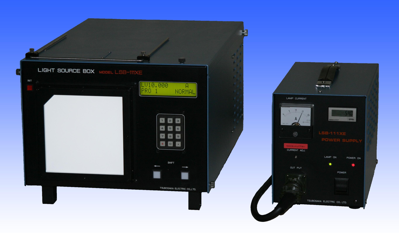 擬似太陽光 輝度箱 LSB-111XE3