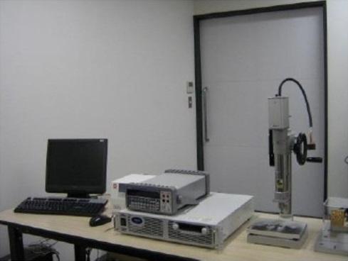 プラチナイリジウムの電気特性をデータ化【受託測定サービス】