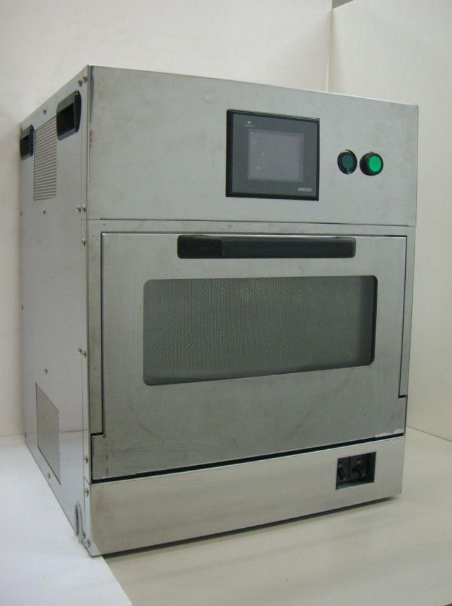 【デモ機無料貸出中】焼肉店用解凍機 マイクロ波小型解凍機