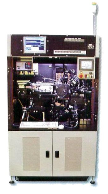 自動車部品外観検査装置「微小ピン外観検査装置」