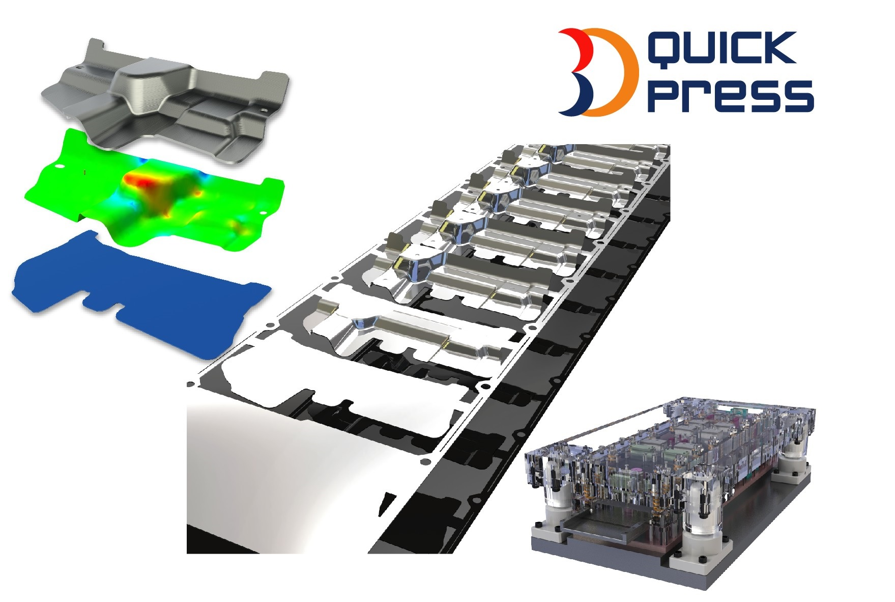 【インターモールド2015出展】 3DQuickPress